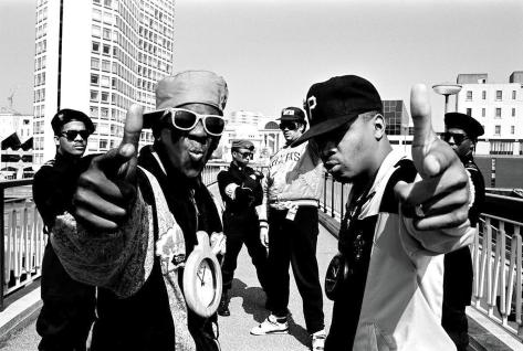flavor flav chuck d public enemy 1980s - Copy